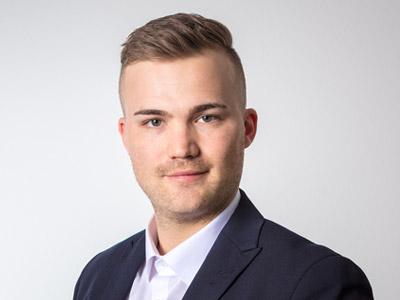 Daniel Schlütter   Vertriebspezialist der TIS GmbH